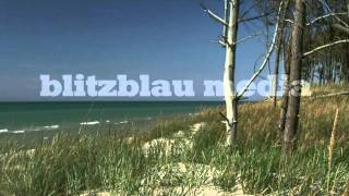 Stock Footage Europe Germany Baltic Sea Beach Darss Weststrand Ostsee Mecklenburg Strand Travel