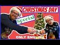 How do British people celebrate CHRISTMAS?? ESERCIZIO DI ASCOLTO INGLESE N.14