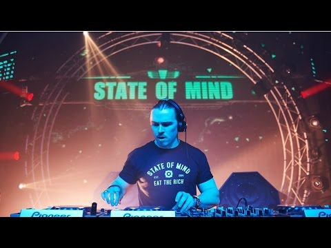 State Of Mind @ The World Of Drum&Bass, Moscow 2015