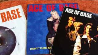 Ace of Base - Vinyl Singles