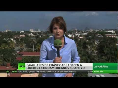 Hermano de Chávez: El presidente avanza en su recuperación
