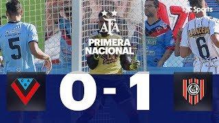 Brown (A) 0 VS. Chacarita 1 | Fecha 11 | Primera Nacional 2019/2020