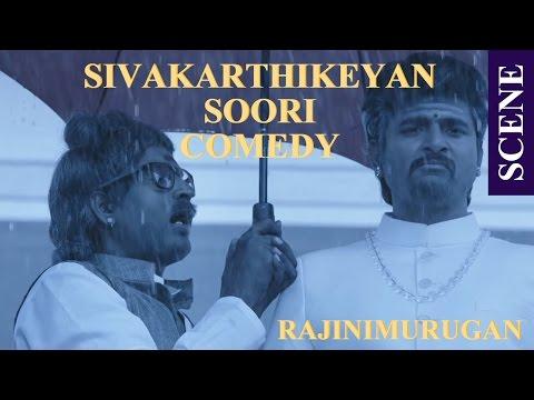 Rajini Murugan - SivaKarthikeyan Soori Comedy Scene | keerthi Suresh | Ponram