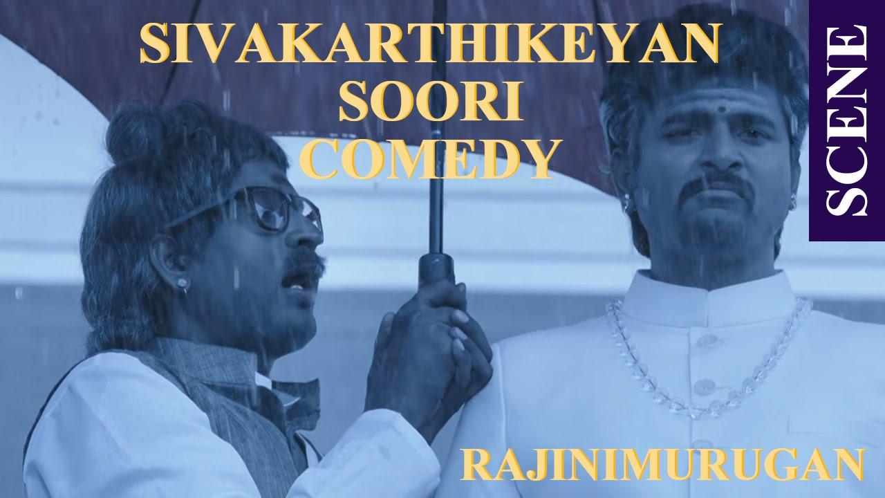 Download Rajini Murugan - SivaKarthikeyan Soori Comedy Scene | keerthi Suresh | Ponram