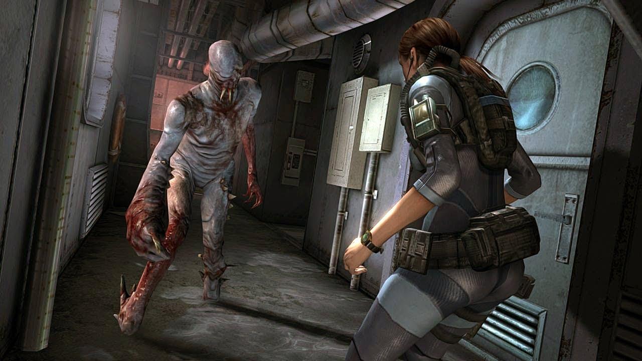 Resident Evil: Revelations estará disponible para consolas y PC ...