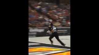 2014 ARENA FOOTBALL LEAGUE AFL | L.A. KISS FINAL HOME MATCH HIGHLIGHTS ft L.A. KISS DANCERS