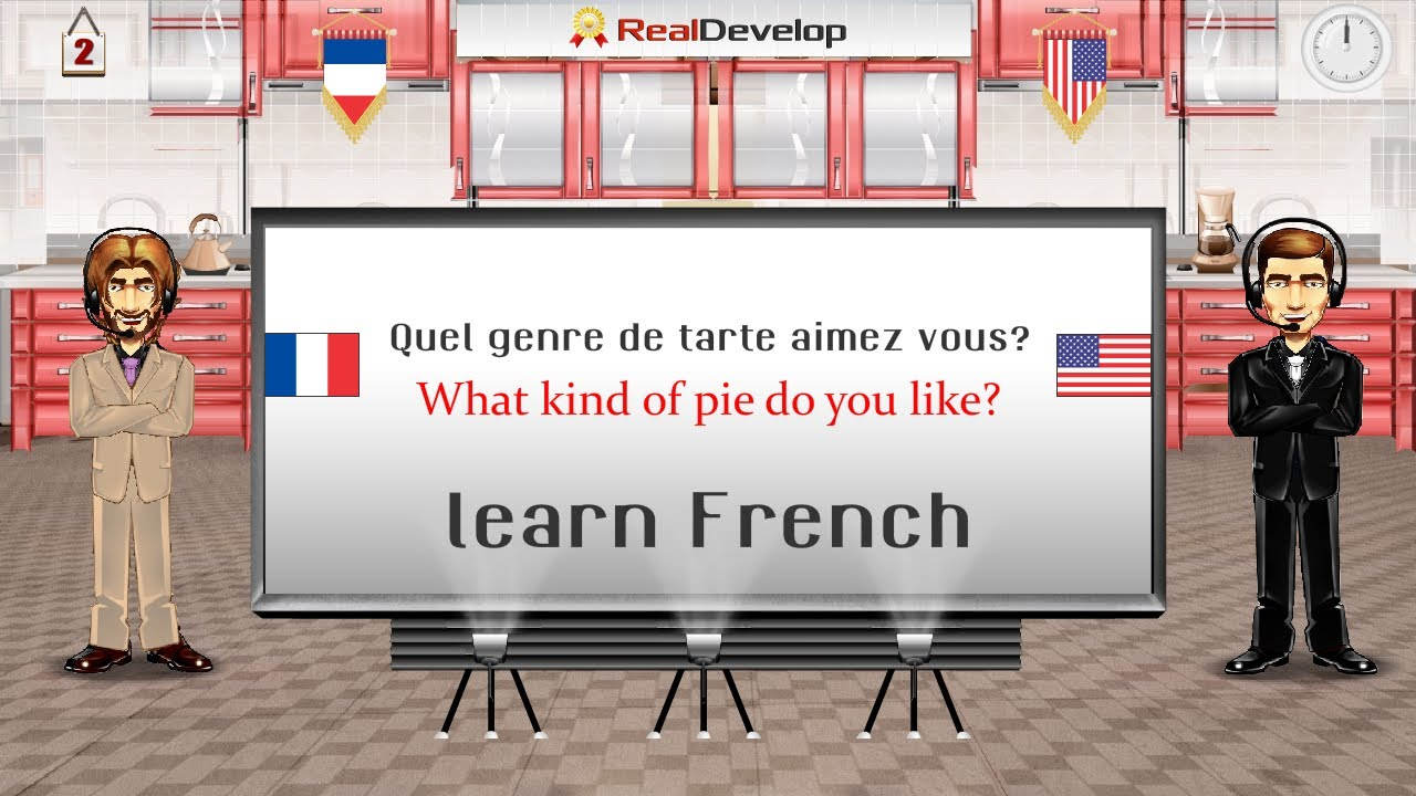Speed Learning French Is it really possible