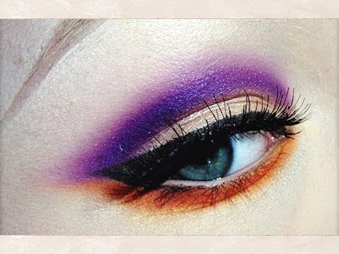 Bright Summer Party Makeup Tutorial