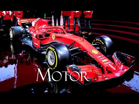 MOTORSPORT: F1 2018 I FERRARI SF71H LAUNCH I WORLD PREMIERE
