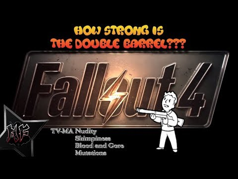 Fallout 4 - Very Hard - Double Barrel Waster | XBox One X thumbnail