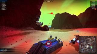 M50D Shiva II Landship Video A: Destroyer of Bots