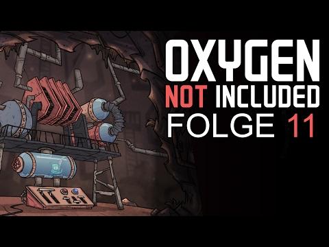 Der Herrscher des Untergrunds - OXYGEN NOT INCLUDED #11 - GAMEPLAY GERMAN / DEUTSCH