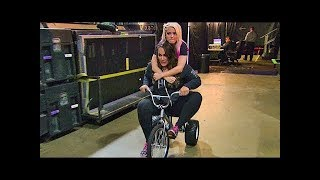 10 FUNNIEST Backstage WWE Moments You Probably Missed