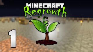 Modded Minecraft: Regrowth HQM - 1 - Pilot
