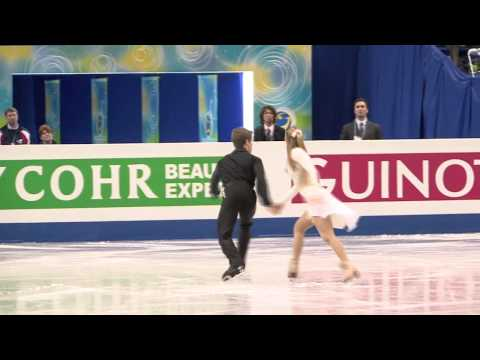 1 R. PARSONS / M. PARSONS (USA) - ISU Grand Prix Final 2013-14 Junior Ice Dance Free Dance