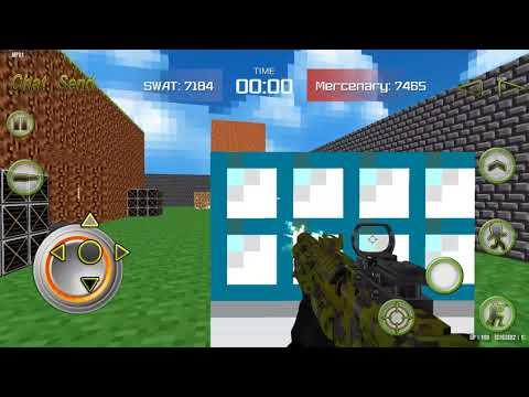 Combat Pixel Arena 3D Hack