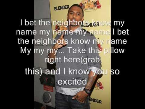 Trey SongNeighbors Know My Namewith lyrics