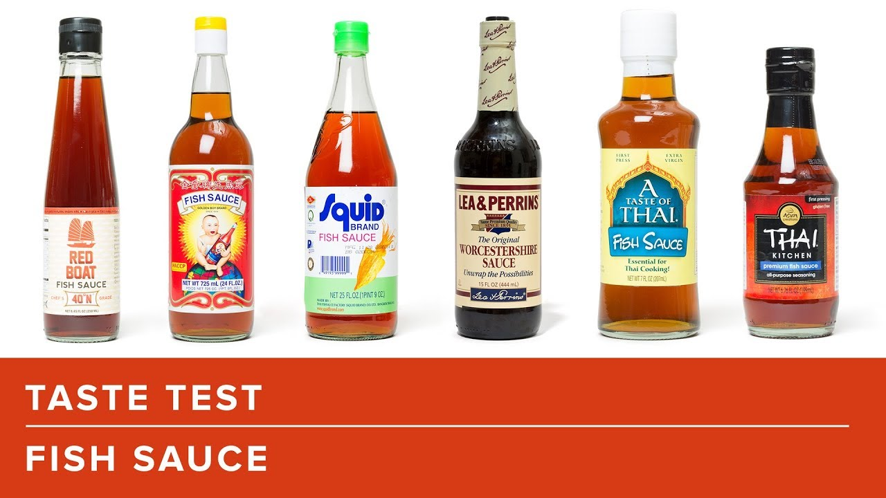 The Best Fish Sauce to Use in Your Cooking