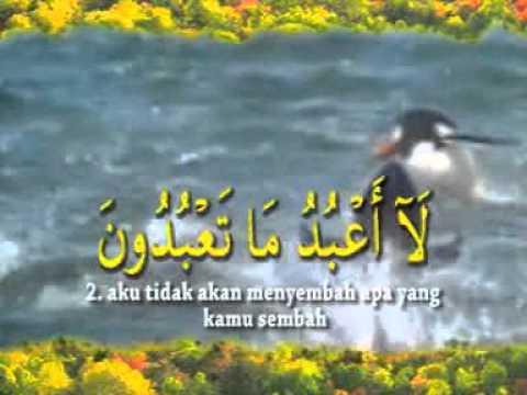 Suara Merdu!! Anak Mengaji Al Quran Surah AL KAFIRUN -