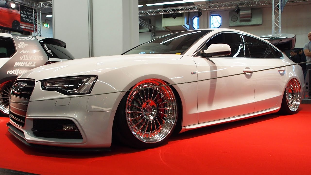 Audi A5 Sportback S Line 2014 Tuning 1 8l Tfsi 177 Ps Ind