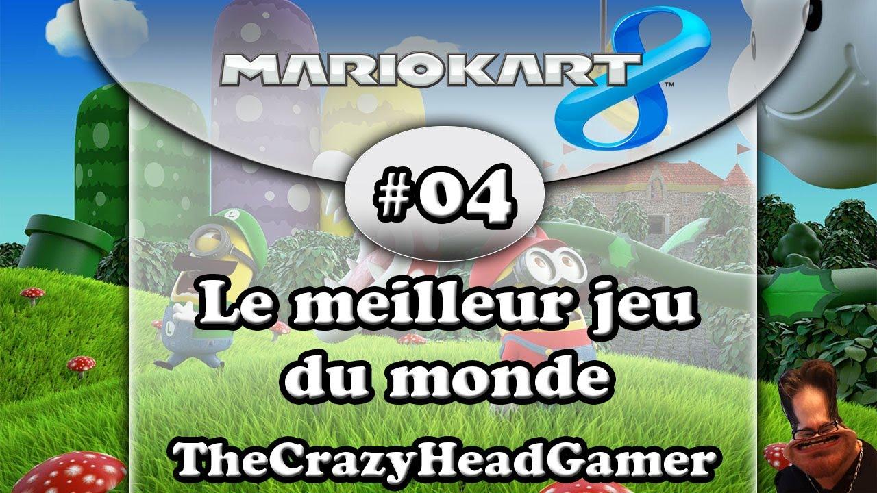 le meilleur jeu du monde 4 mario kart 8 youtube