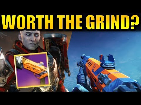 Destiny 2: Vendor Toil and Trouble – Is it Good & How to Get Nightfall Rank 14 Fast! | Forsaken