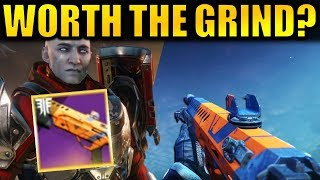 Destiny 2: Vendor Toil and Trouble - Is it Good & How to Get Nightfall Rank 14 Fast! | Forsaken