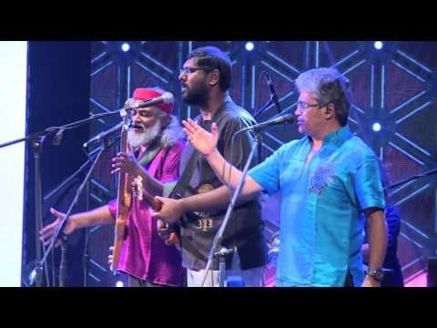Renowned Band Indian Ocean Performs For The Teachers Of Delh