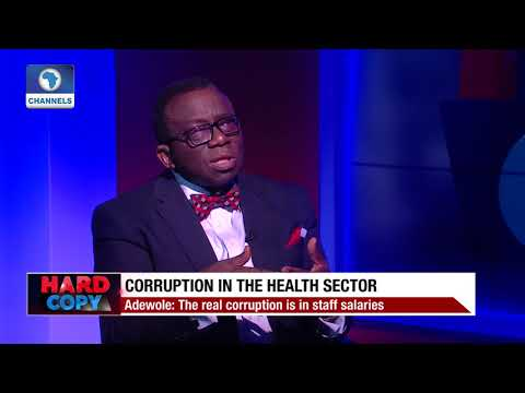 The Real Corruption In Health Sector Is In Staff Salaries - Health Minister