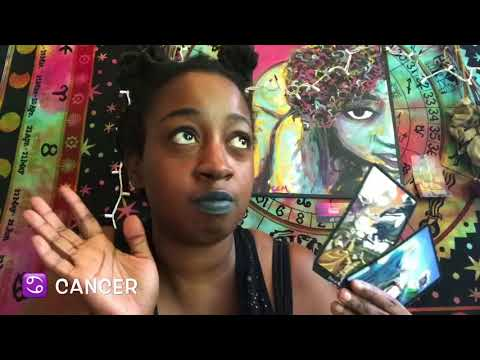 CANCER ♋️ -  Full Moon In Scorpio Tarot Guidance for April 29th 2018 #yohoodoracle
