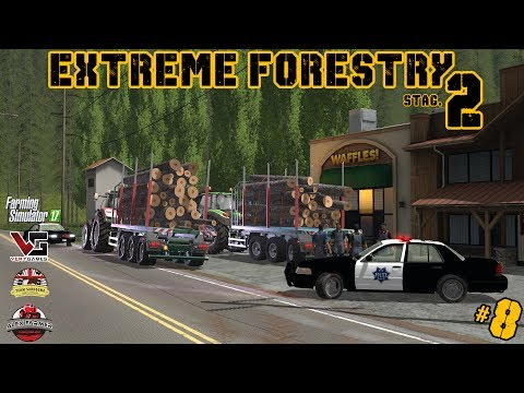 EXTREME FORESTRY STAGIONE 2 | #8 ep. FARMING SIMULATOR 2017