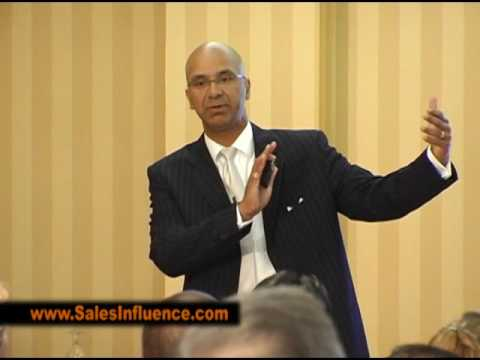 Sales Training Influence & Persuasion by Victor Antonio 1 of 3 ...