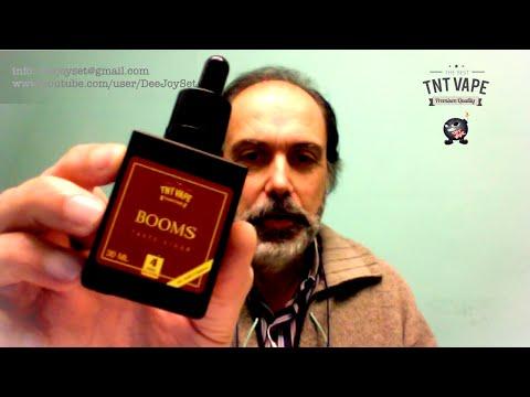 Booms by TNT Vape - Spazio Svapo - sigaretta elettronica