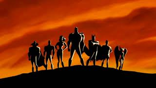 JUSTICE LEAGUE OST - Reunited - Lolita Ritmanis (The Savage Time, Part III)