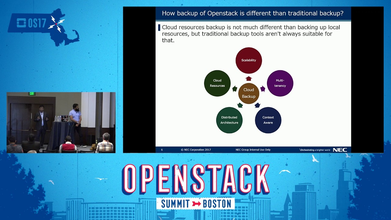 OpenStack Backup Solutions: What Are My Options? | Trilio