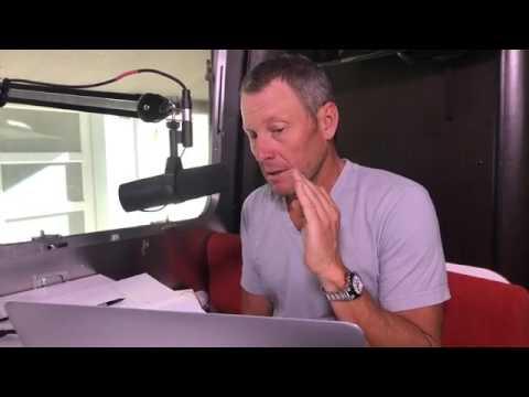 Stages Podcast Lance Armstrong - Tour de France Stage 4 - Sagan & Cavendish Crash