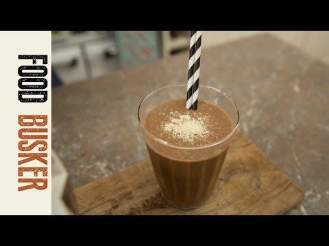 Coffee & Banana Smoothie | John Quilter