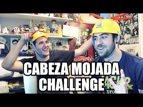 CABEZA MOJADA CHALLENGE | AURONPLAY