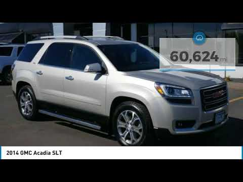 2014 GMC Acadia Forest Lake Minneapolis St. Paul 18162A