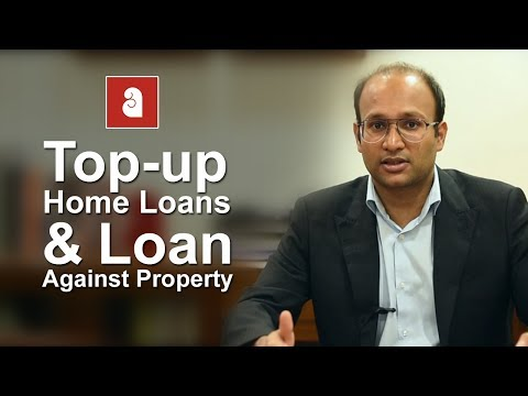#TipsOnBricks | Top-Up Home Loans & Loan Against Property