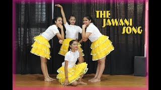 Wings Cultural Academy - The Jawaani Song Bollywood Dance Choreography | Hattke