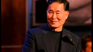 George Takei to William Shatner: Fuck You & the Horse (Extended)