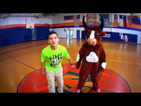 """United Middle School PBIS video """"Wiggle"""""""