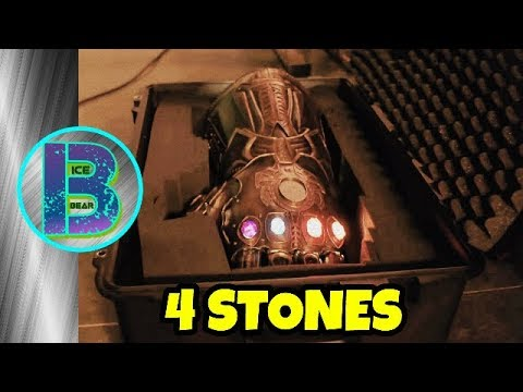 Infinity Gauntlet And Updated IronMan-SpiderMan Armor | Explained In Hindi | BluIceBear
