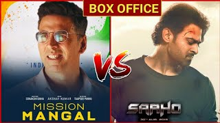 Mission Mangal vs Saaho, Mission Mangal Box Office Collection, Saaho Box Office Prediction, Prabhas,
