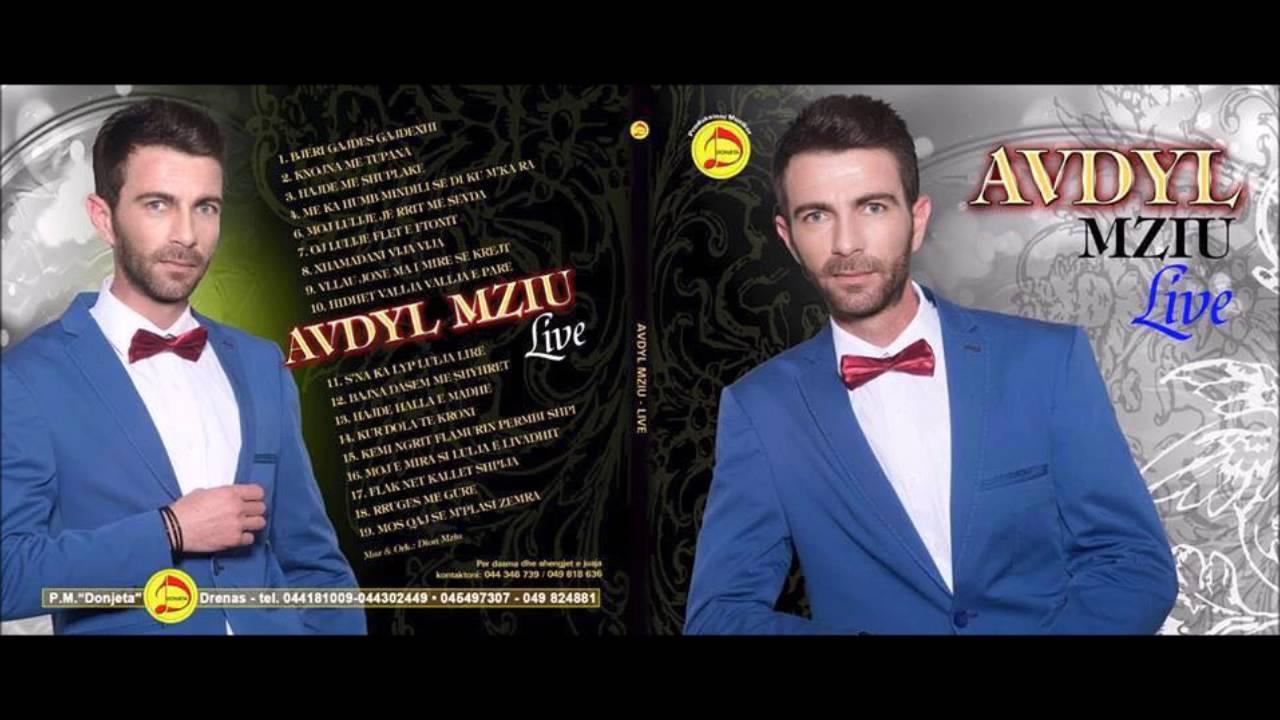 Download Avdyl Mziu -  Hajde halla e madhe  2016 - 044/346-739 & 049/818-636