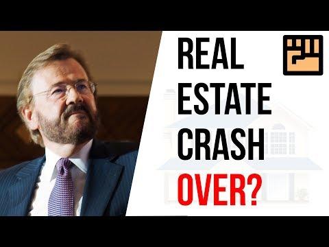 Real Estate Crash OVER Already? - Garth Turns BULL