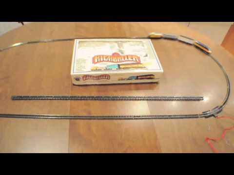 Vintage Bachmann High Baller Electric Train Set – N Scale