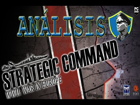 Análisis | Strategic Command WWII: War in Europe | Español