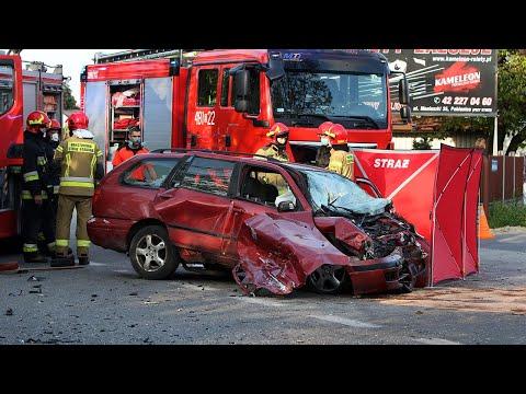 Wypadek w Chechle Pierwszym
